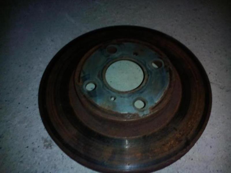 Vand discuri placute frana fata Toyota Corolla 2001 1.4l 97cp