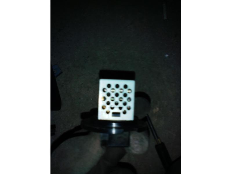 Vand incalzire ( senzor ventilator butoane ) Daihatsu Sirion M1