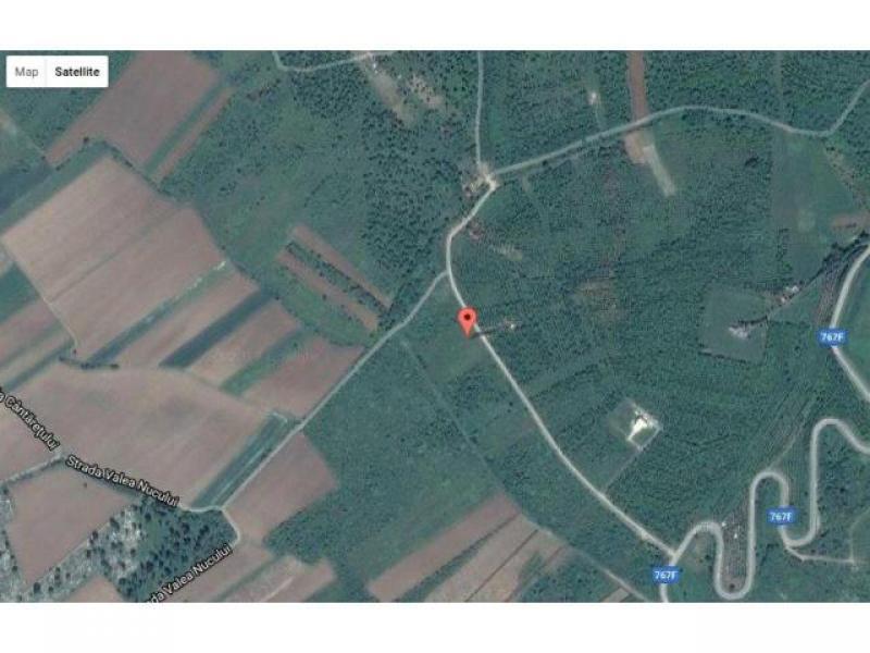 Vand teren in zona Oncea Paleu