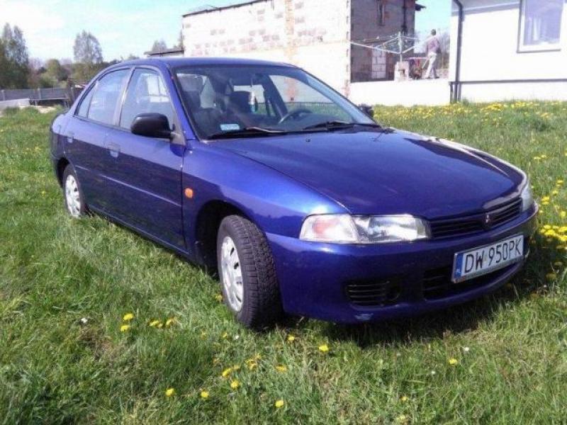 Dezmembrez Mitsubishi Lancer 1.3 1996-1997