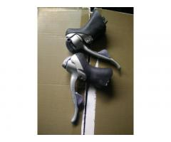 Vand manete dual control controale shimano 105 2x8