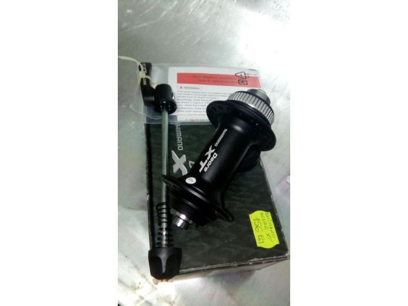 Vand Butuc fata shimano deore XT, HB-M775 L