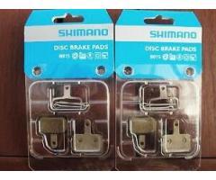 Vand Placute frana shimano B01S, pentru ambele roti