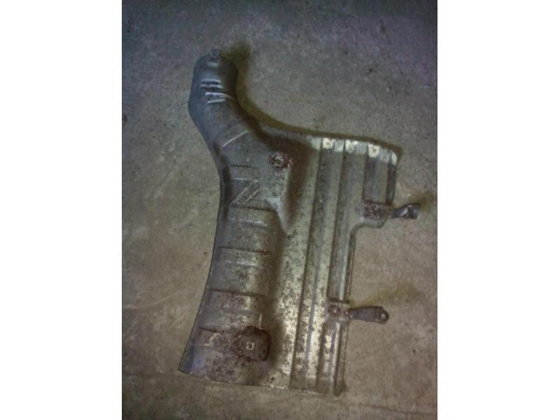 Vand scut termic rezervor Corolla 2001
