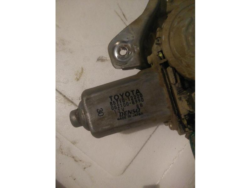 Vand macara electrica geam dreapta Toyota Corolla 2001 3 usi