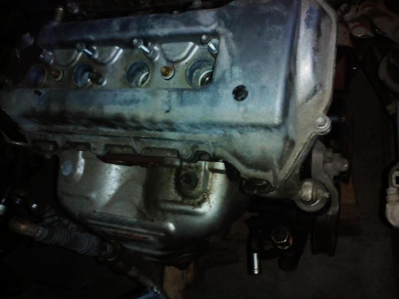 Vand motor 1.4 Toyota Corolla E112 2001 97 CP 71kw