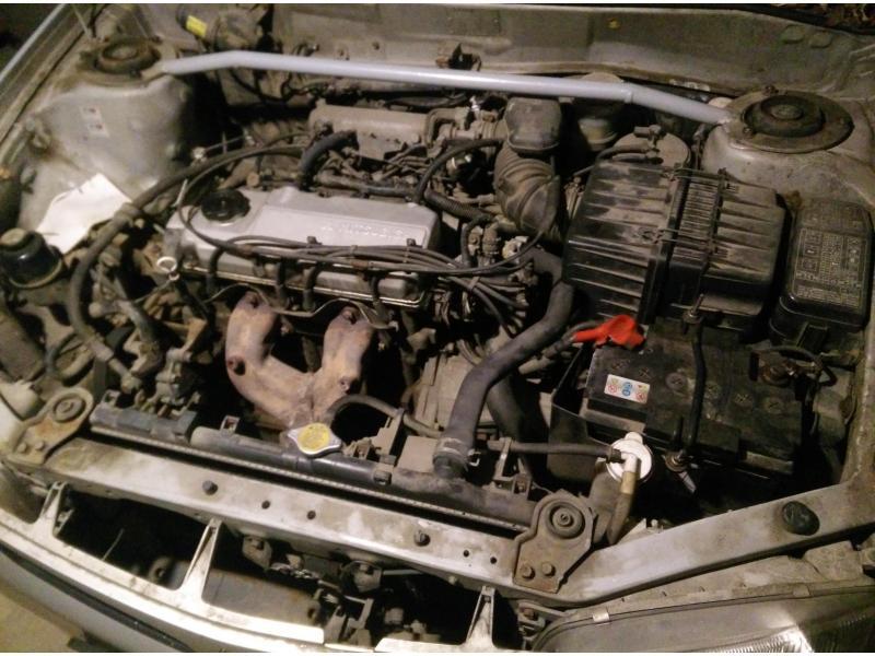 Dezmembrez Mitsubishi Lancer VI 1.3