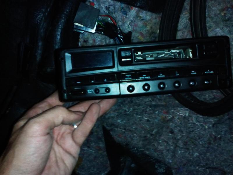 Vand radio casetofon philips