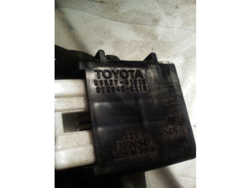 Vand releu 89537-41010 Toyota Corolla e112 2001