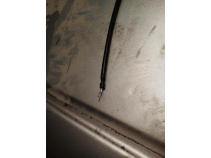Vand cablu robinet incalzire habitaclu antigel Toyota Corolla e112 2001