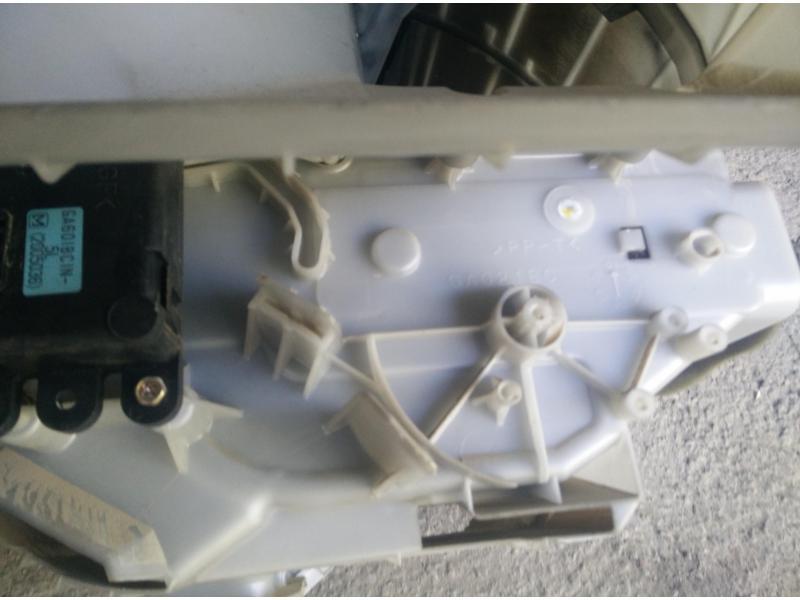 Vand radiator calorifer incalzire Mazda 323f BA 1996