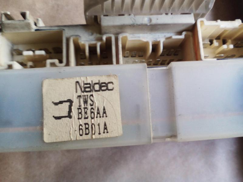 Vand cutie sigurante Mazda 323f BA 1996