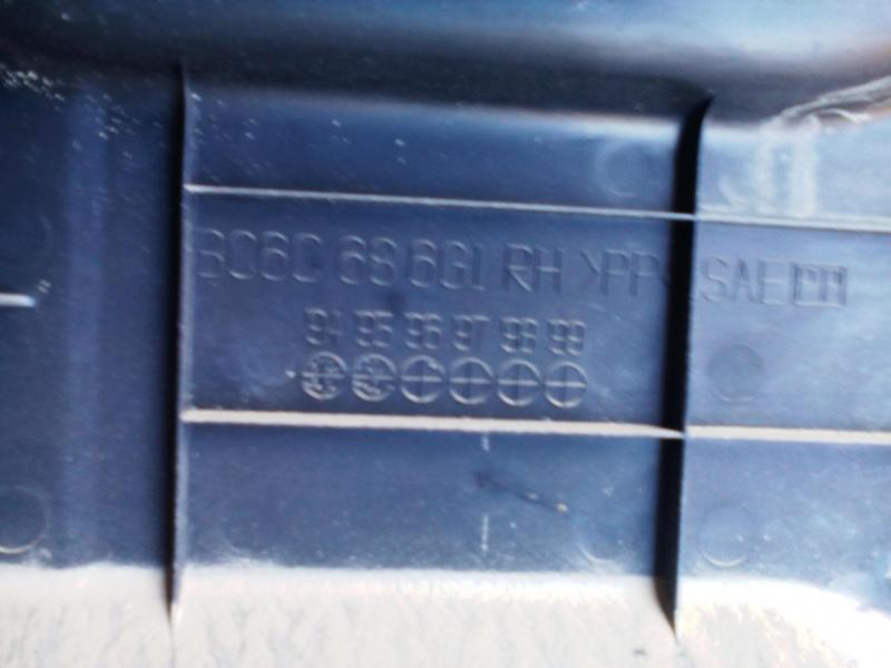 Vand carcase consola centrala Mazda 323f BA 1996