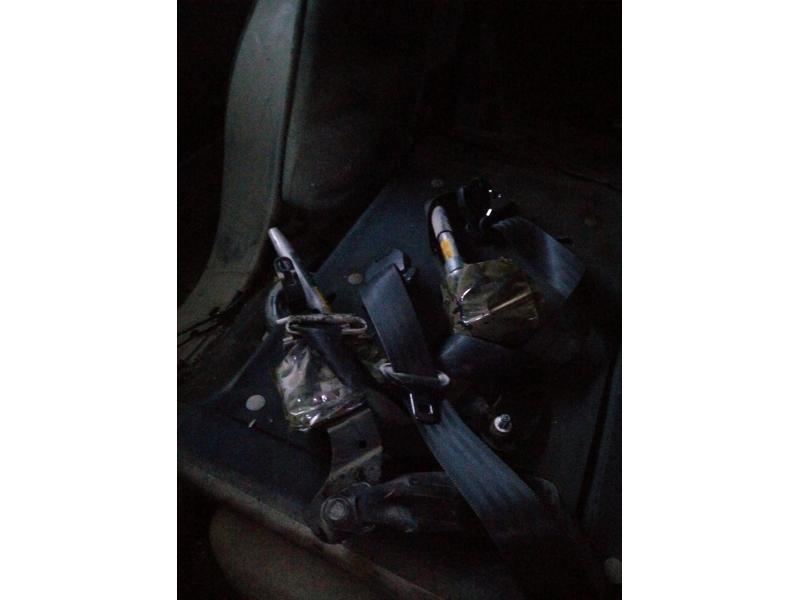Vand set complet centuri Mazda 323f BA 1996