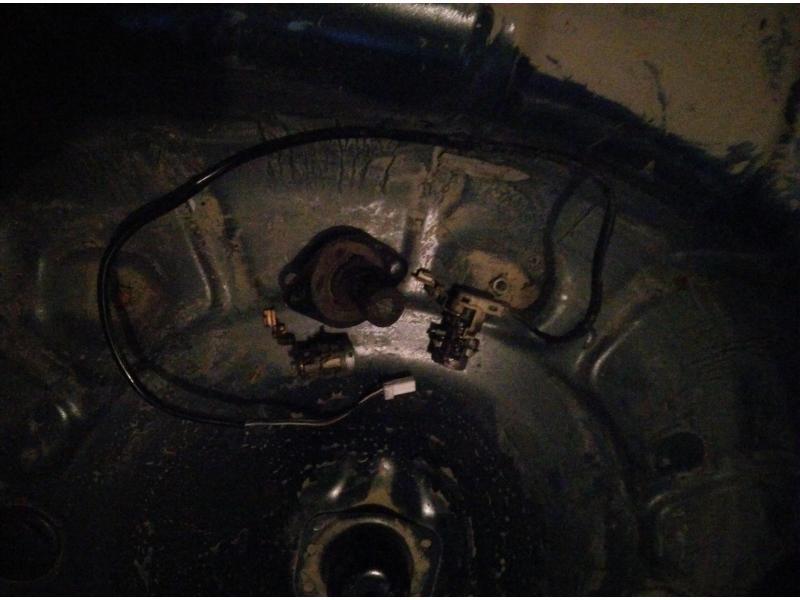 Vand coloana directie cu set chei inchidere Mazda 323f BA 1996