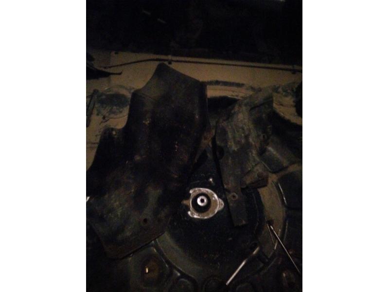 Vand carenaje stanga spate Mazda 323f BA 1996