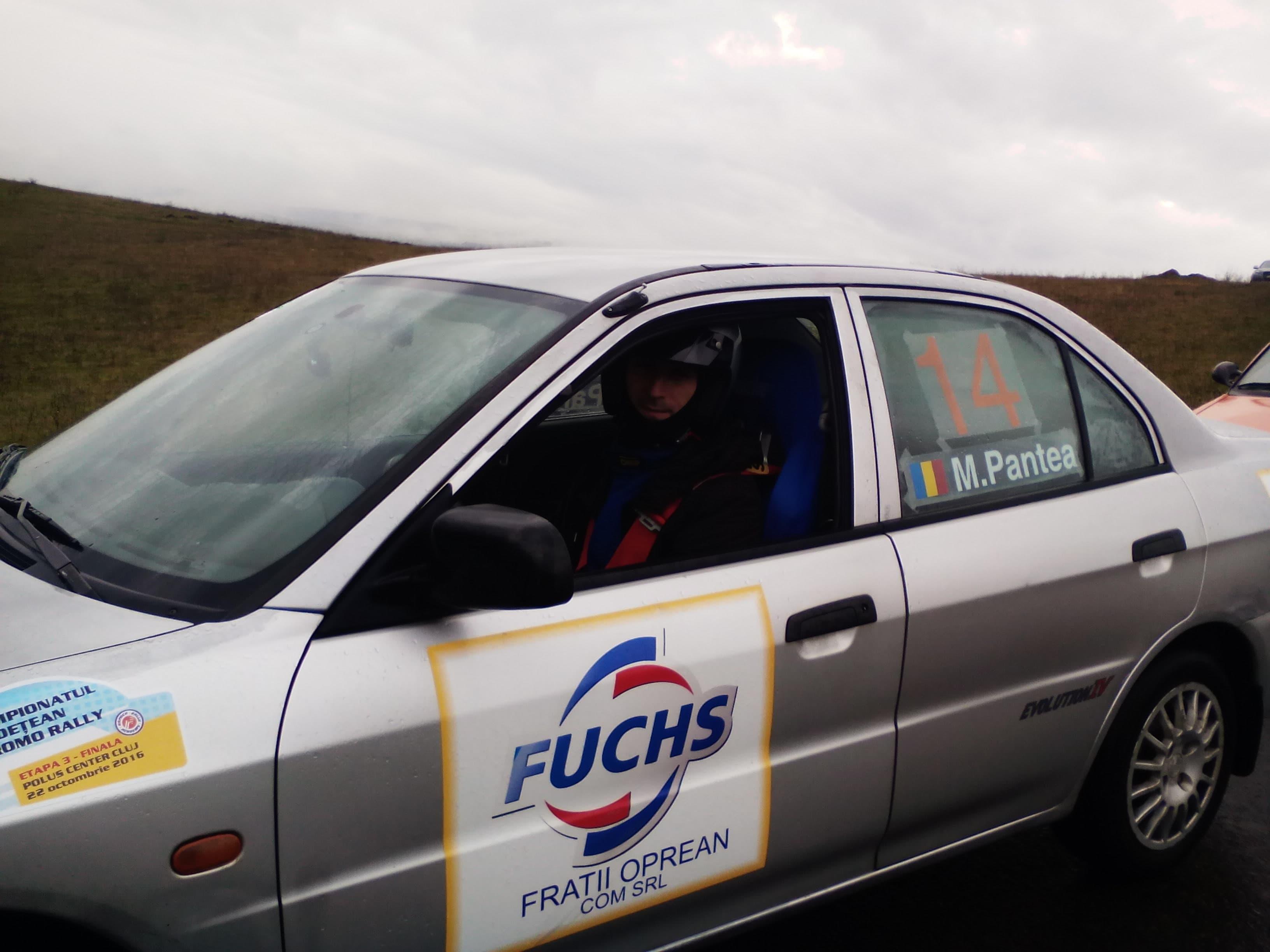 marius-ciclistu Promo Rally Cluj Et.3 2016