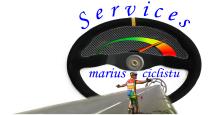 marius-ciclistu services